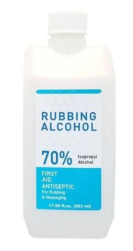 بستهبندی رابینگ الکل تهیه شده از ایزوپروپیل الکل